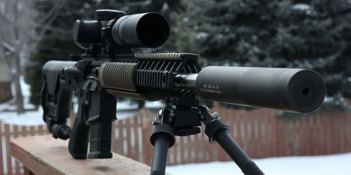 How To Mount A Muzzleloader Scope