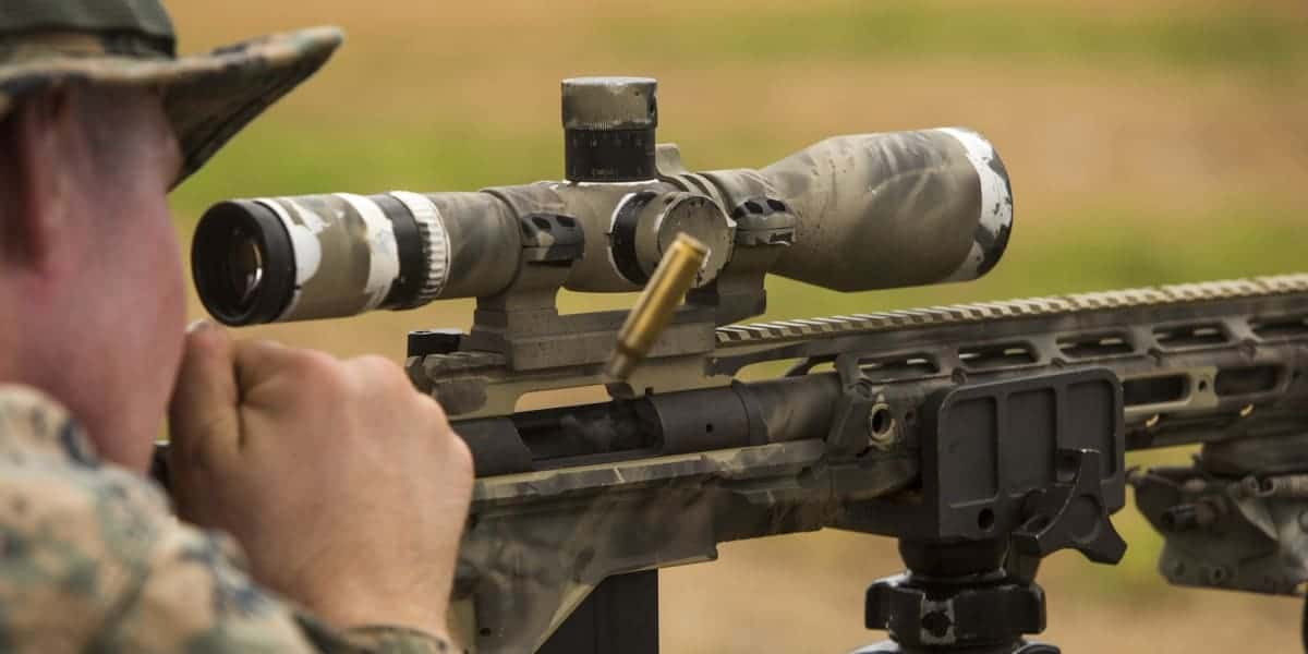 What Is A Muzzleloader Scope